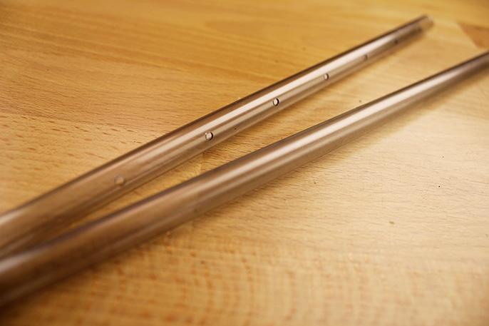 Zoomed External Filter Spray Bar
