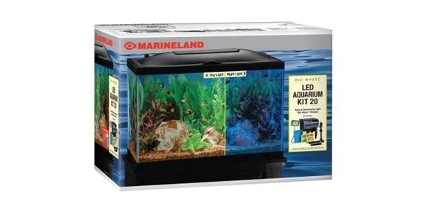 Marineland BioWheel 20 Gal Aquarium