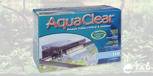 AquaClear 110 Aquarium Power Filter